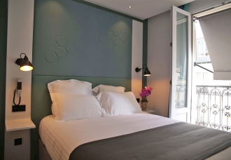 Hotel Vendome Saint Germain - Rooms